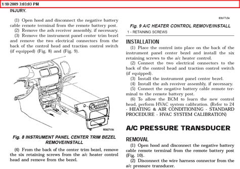 electric power steering 1995 chrysler lhs security system service manual 1999 chrysler lhs climate control repair 1995 chrysler lhs climate control