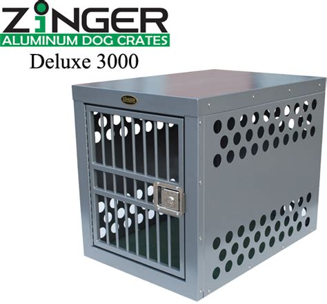 heavy duty kennel heavy duty crate aluminum construction by zinger