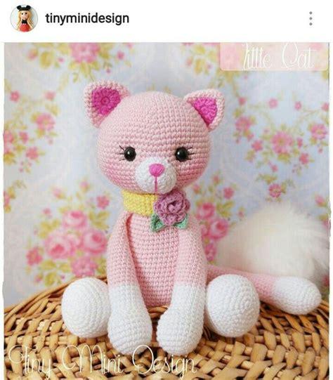 amigurumi gato gato amigurumi amigurumi amigurumis gatos gato