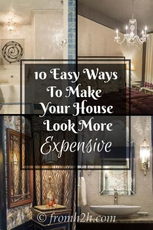 14 ways to decorate your house without expensive solutions set of 14 tin kitchen backsplash tiles for two rows of