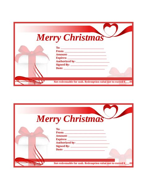 business gift certificate template best and various
