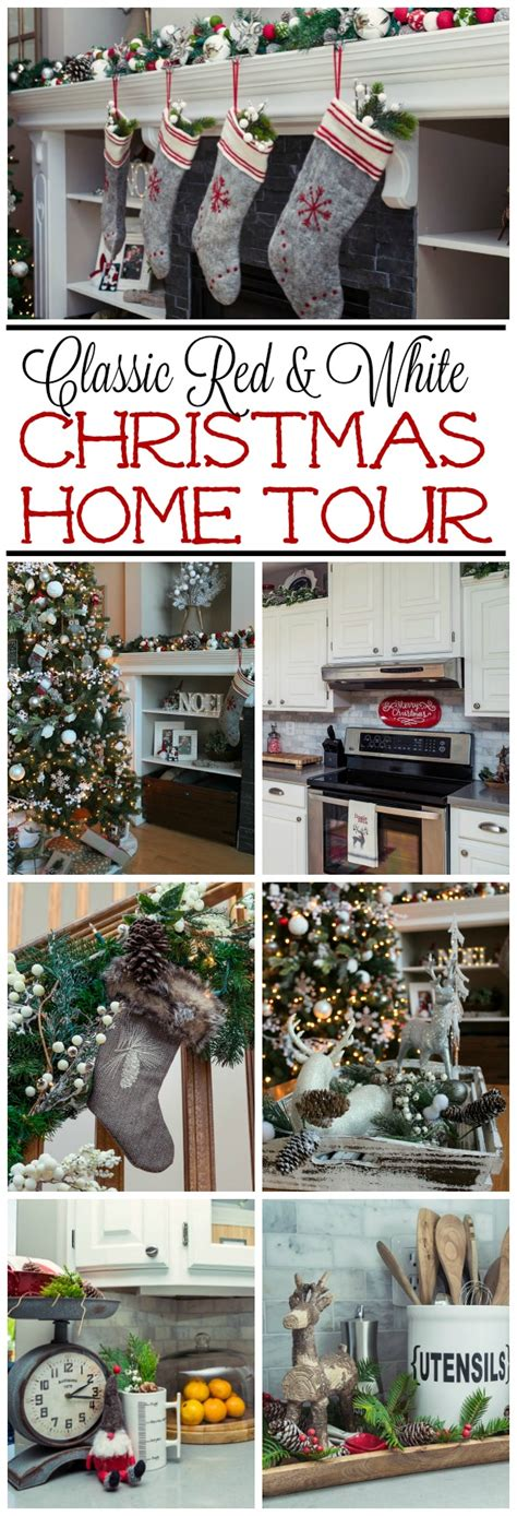 holiday home tour classic christmas decor country living christmas home tour clean and scentsible