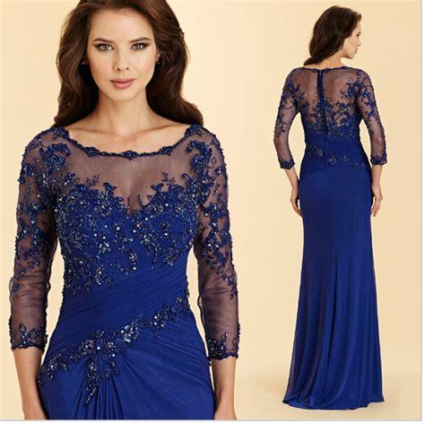 vintage 2016 navy blue lace vintage navy blue evening dresses 2016
