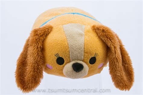 lady lady   tramp  tsum tsum central