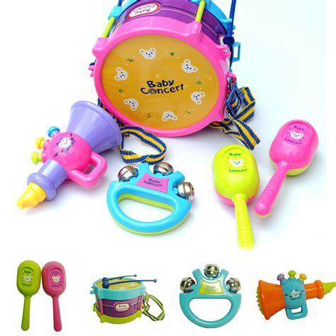 Play Musical Baby musical play baby 5pcs developmental