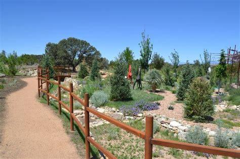 Botanical Gardens Santa Fe Left Of Entrance Fotograf 237 A De Santa Fe Botanical Garden Santa Fe Tripadvisor