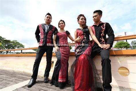 Rose Chukan Makes Pua Kumbu Hot Fashion Borneopost