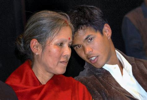 biography of mother and father somdev devvarman family photos wife father mother age