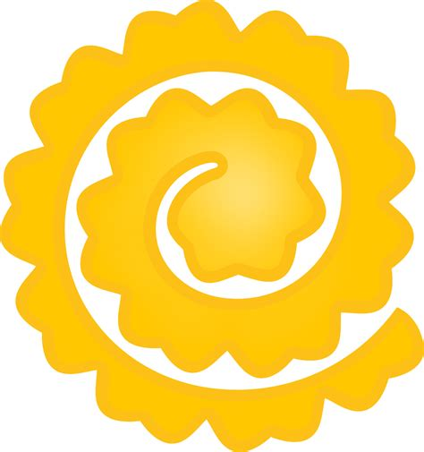 paper flower cut out template flower template to cut out clipart best