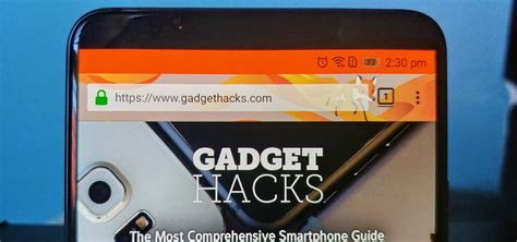 mozilla mobile themes android gadget hacks 187 unchain your android with the