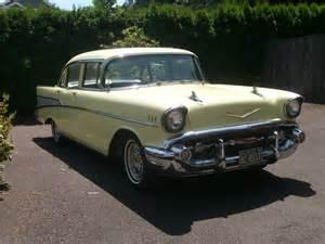 57 chevy 4 door sedan portland 97267 home 10500 car