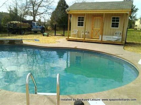 backyard leisure greensboro backyard leisure hot tub and swimming pool store of