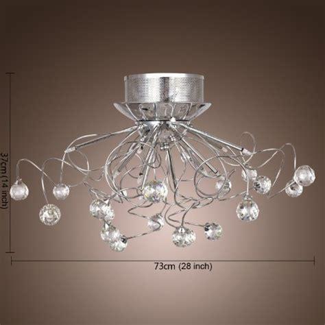 lightinthebox illuminazione lightinthebox modern chandelier with 11 lights