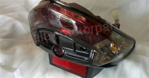 Cover Lu Belakang Lagenda 115z Palex Motor Parts Light X1r For Lc135 Lu