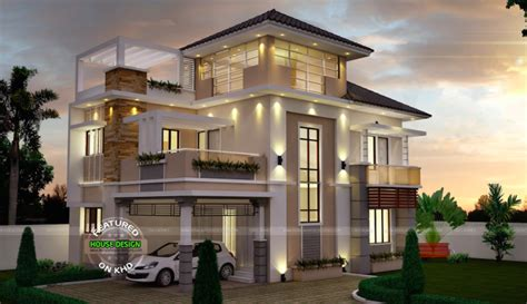 best 3 story house within unusually modern three st 9936