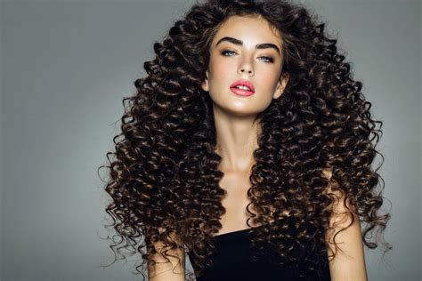 Curls Hairstyles For Hair by Keratin Treatment For Curly Hair The Best Option For You