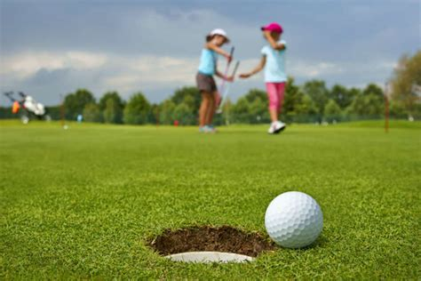 life lessons  child  learn  playing golf hc