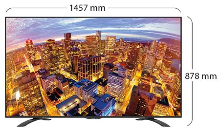 Sharp 65 Inch Tv Led Lc 65le275x sharp 65 inch hd led tv lc 65le275x at best