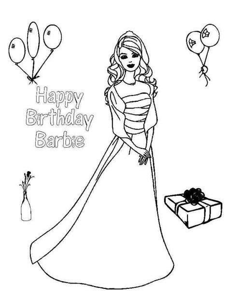 princess birthday cake coloring page disney princess birthday coloring pages dringrames org