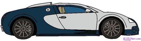 bugatti car drawing how to draw a 2010 bugatti veyron step by step cars