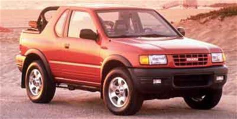 car manuals free online 1993 isuzu amigo transmission control 1999 isuzu amigo interior features iseecars com