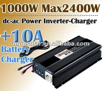 Izzy Power Inverter 10a 1000w 12v Solar Charger Ht T M1000sc 12 1000w 12v 10a battery charger power ups inverter charger