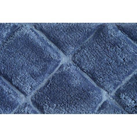 tappeto da bagno tappeto da bagno cotone 60x90 firenze linea rhombus