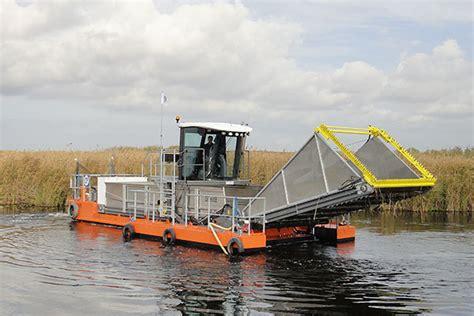 baggerboot kopen conver weed harvesters conver
