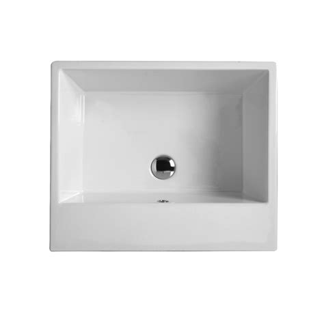 lavello ceramica lavabo in ceramica 60x50 vola