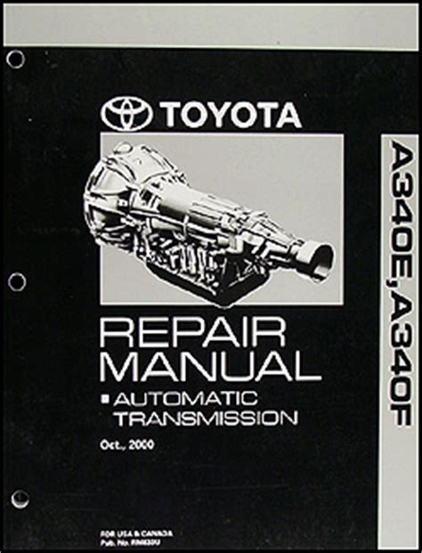 auto repair manual online 2004 toyota sienna electronic throttle control toyota sequoia automatic transmission shop manual 2001 2002 2003 2004 repair ebay