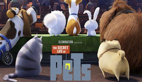 secret life  pets    release date movies