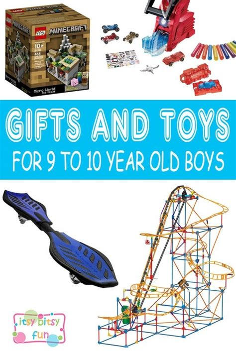 christmas gift ideas for 9 year old boys gifts for 8 year boy world of exles