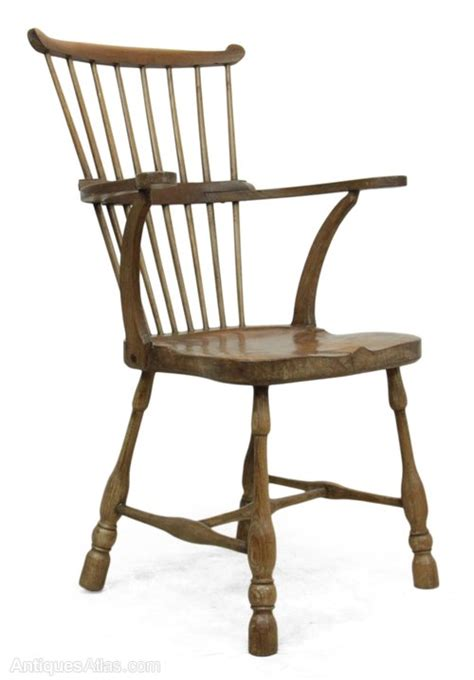 comb back chair antique comb back chair c1780 antiques atlas