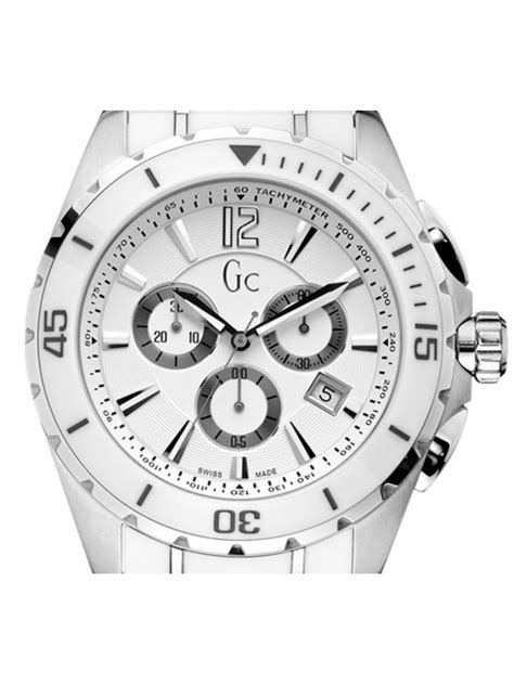 Guess Collection Ceramics guess collection gc x76001g1s sport white ceramic s
