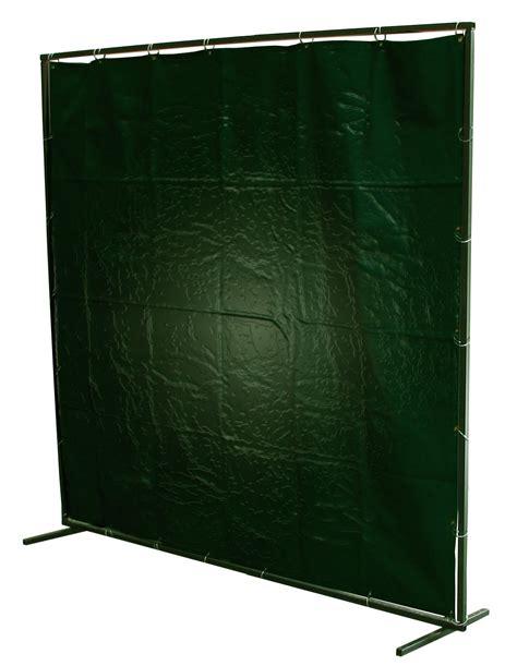 welding shield curtain welding curtain 6 x 6 green