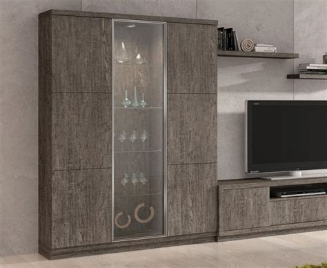 contemporary cabinet doors modern baixmoduls 3 door display cabinet with glass doors