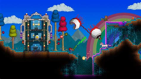 terraria player builds working  game binary  decimal