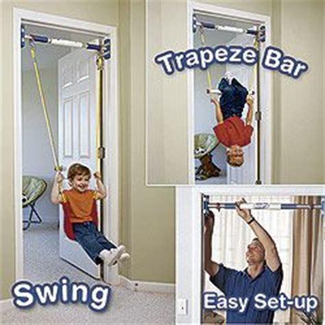 rainy day swing rainy day kids doorway swing trapeze bar kit kid