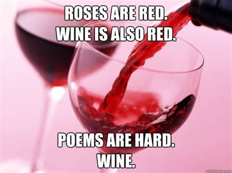 Wine Birthday Meme - its all about wine