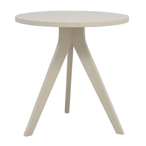 elm white table 87 elm elm white tripod table tables