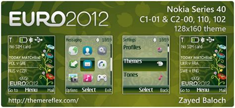 nokia 2690 model themes download euro 2012 schedule theme for nokia c1 01 c2 00 2690