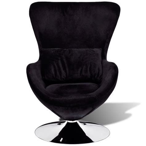 egg swivel chair small swivel chair egg desk chair swivel egg chair black