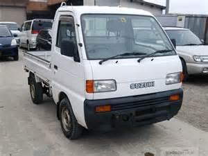 Suzuki Dd51t Suzuki Carry Track 1998 Japanese Used Car Exporter