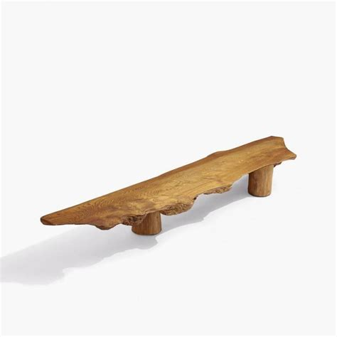 bench axe danish nine foot axe hewn freeform low table bench in
