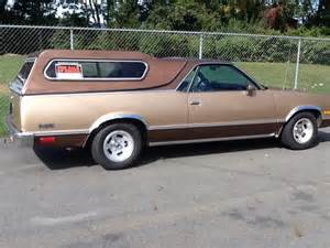 classifieds for 1985 chevrolet el camino 10 available