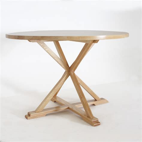Dining Room Tables With X Legs The Goodwood Co X Leg Dining Room Table The