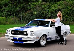 Ford Mustang 2 Record Number Of Mustang Ii Owners Celebrate 1st