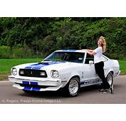 Ford Mustang 1976 Cobra Ii Car Pictures