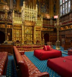 layout of the house of lords lords give restaurant a roasting peers complain over