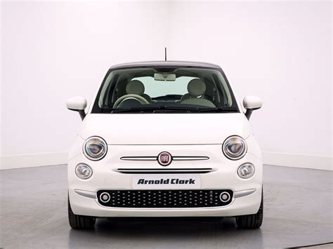 fiat new 500 brand new fiat 500 1 2 lounge eco 3dr arnold clark